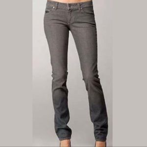 Paige blue heights jeans